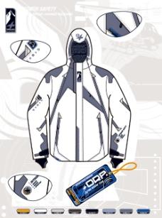 服装款式图设计