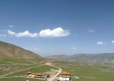 西藏 平原村庄图片