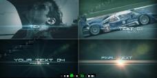 30秒动作电影游戏视频预告片AE工程