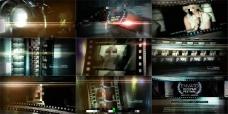 电影艺术节宣传影像AE模板AE模板