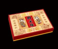 群英楼长盒 平面图图片