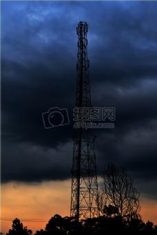 印度尼西亚的灯塔