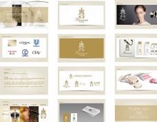 化妆品LOGO提案 vi图片