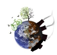地球的环保图片