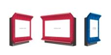 橱窗造型设计图片