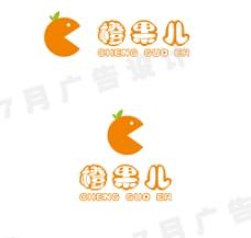 卡通水果标志设计图片