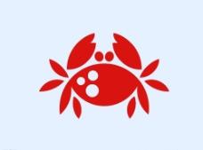 螃蟹logo图片