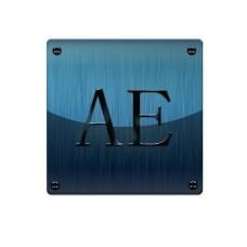 AE视频软件标志制作设计logo设计SY