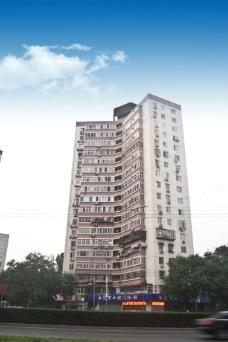 高楼 小区楼图片