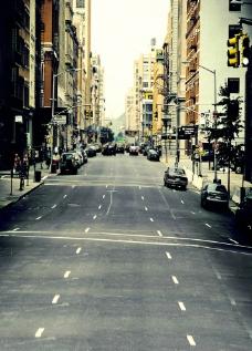 整潔街道圖片