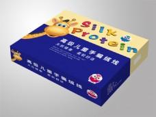 卡通包装盒设计