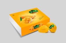 芒果包装 包装礼盒 包装设计 水果包装
