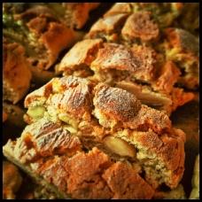 营养坚果饼干