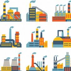 工厂设备 厂房图片
