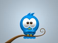 推特小鸟图标