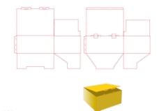 纸盒设计图片