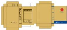 中信档案盒图片
