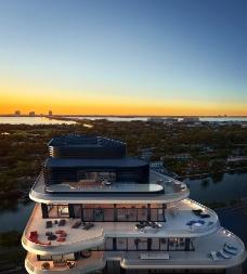 迈阿密豪华公寓图片