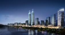 城市综合体图片