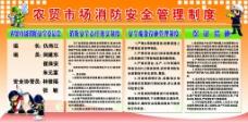 农贸市场消防安全管理制度