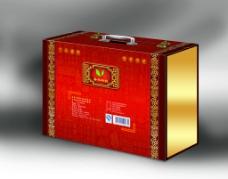 贡枣手提礼盒
