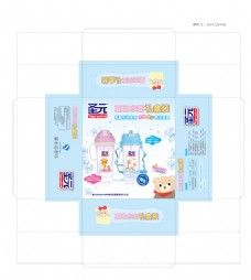 包装设计   水杯包装  儿童包装