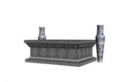 台子模型图片