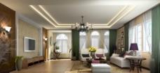 客厅的设计图片