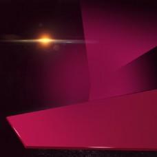 红色大气几何拼接家电聚划算直通车主图图片