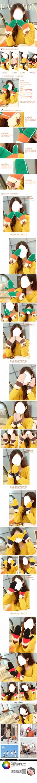 2015秋冬时尚女款毛线针织保暖手套
