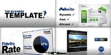 商务商业产品宣传推广AE模板