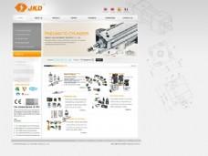 制造业企业网站