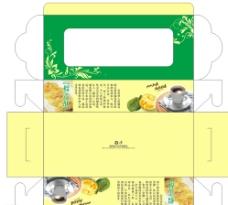 榴莲酥盒子图片