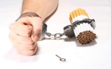 禁烟广告图片