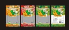 香米丁休闲食品包装图片