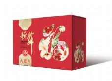 新年礼盒设计