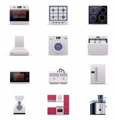 厨房家用电器