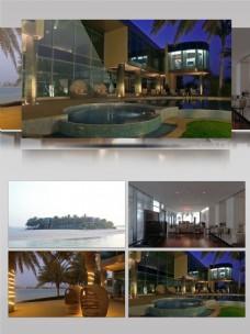 海景酒店宣传视频实拍