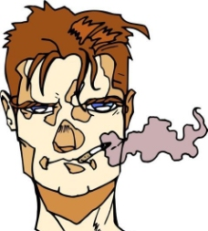 卡通头像 头像肖像 矢量 EPS格式_0177