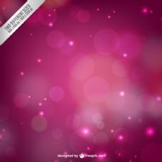 粉红色模糊背景