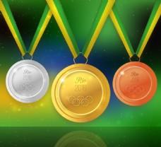 奥运会奖牌素材
