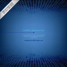 蓝色业务背景和模板