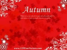 秋天背景图