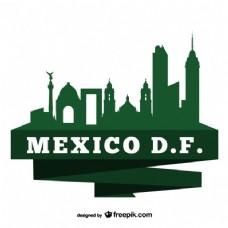 墨西哥东风标志