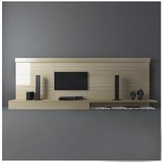 简约欧式电视墙