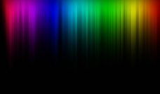 七色彩虹梦幻背景图片