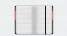 笔记本模板图片