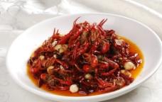 香辣小龙虾图片