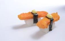 黄金蟹柳寿司  握寿司 寿司类图片