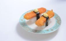 黄金蟹柳寿司图片